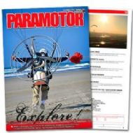 Paramotor Magazine, Issue No 22, December - Jan 2011